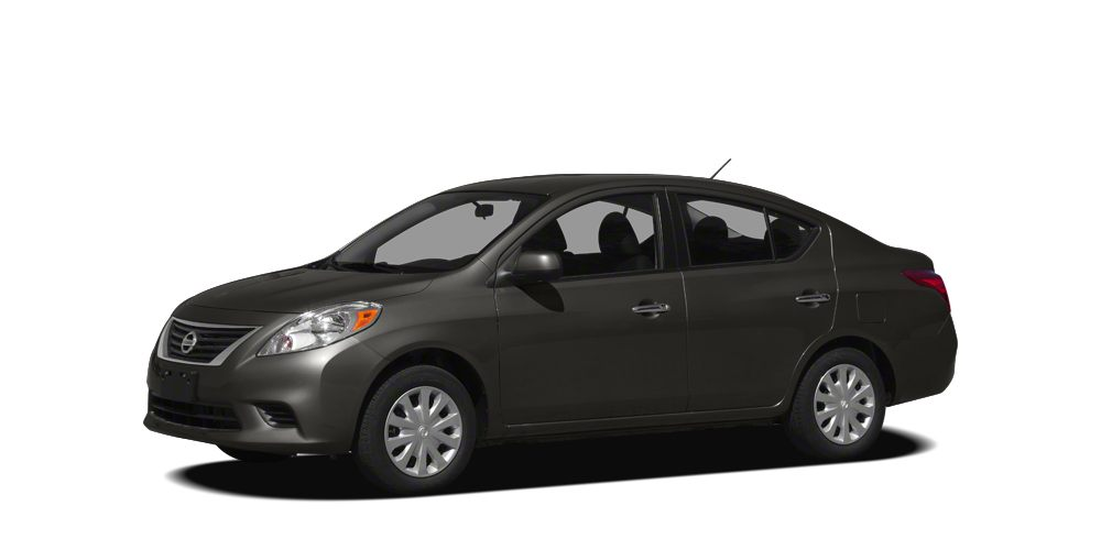 2012 Nissan Versa 16 SV Westboro Toyota Right People Right Price Right Now - You asked and we