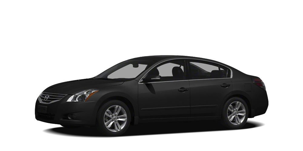 2012 Nissan Altima 35 SR 35 SR trim Super Black exterior and Charcoal interior Excellent Condi