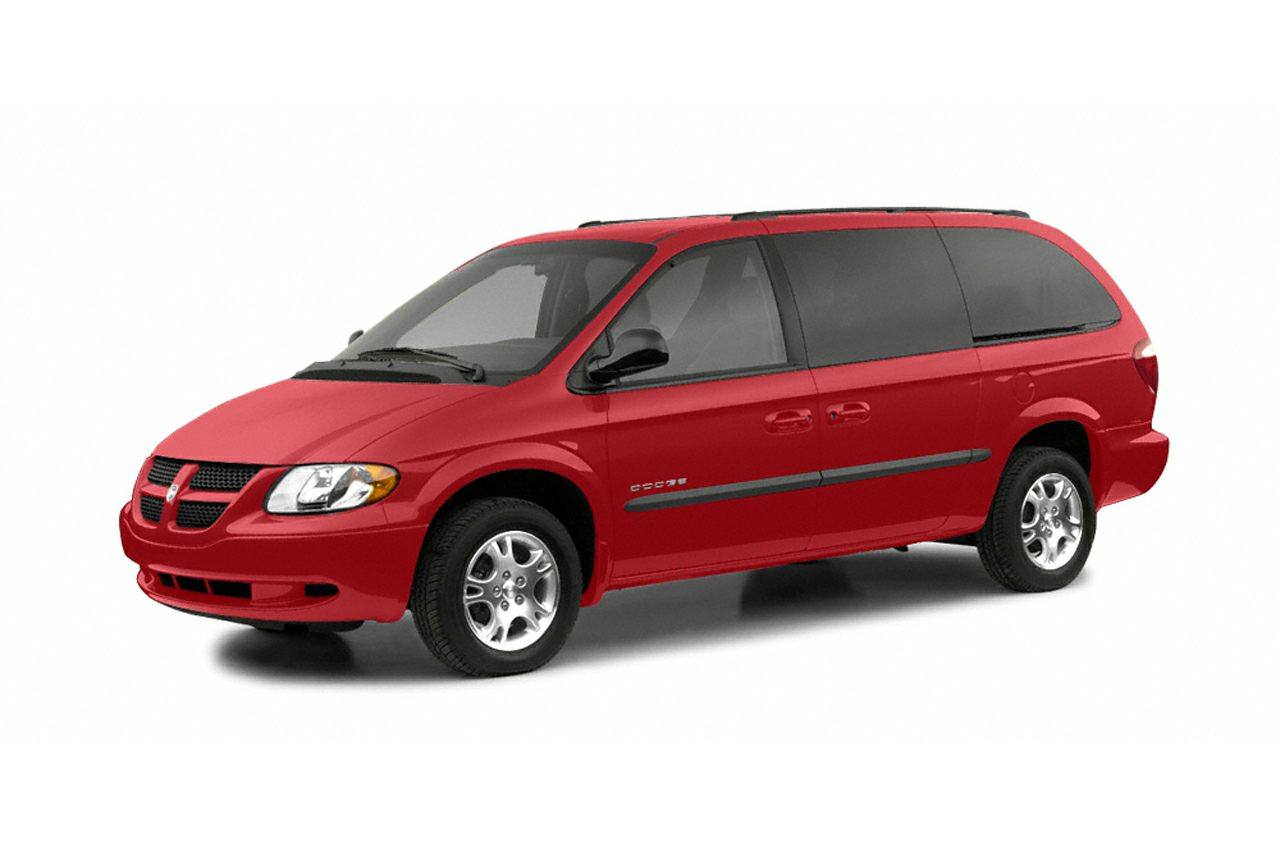 2003 Dodge Grand Caravan Sport Red Hot Right van Right price Dodge has outdone itself with this