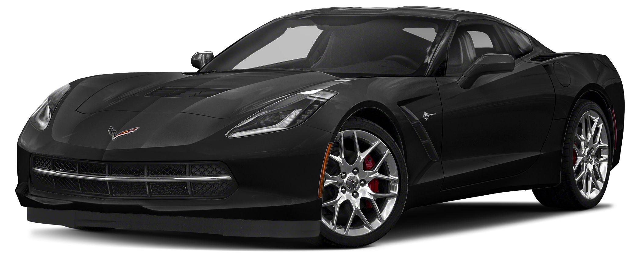 2018 Chevrolet Corvette Stingray Black 2018 Chevrolet Corvette Stingray RWD 62L V8 Color Black