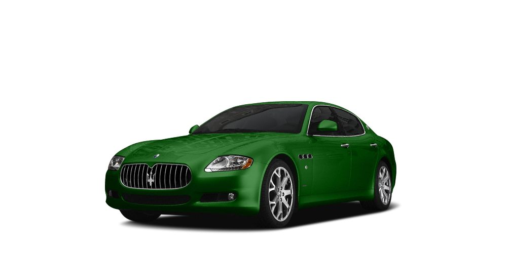 2009 Maserati Quattroporte S Proud to be named 2016 DEALER of the YEAR in the used vehicle categor