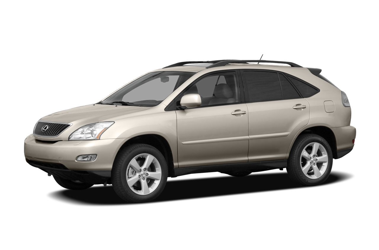 2007 Lexus RX 350 Base THIS VEHICLE COMES WITH OUR BEST PRICE GUARANTEE Miles 135038Color Sil