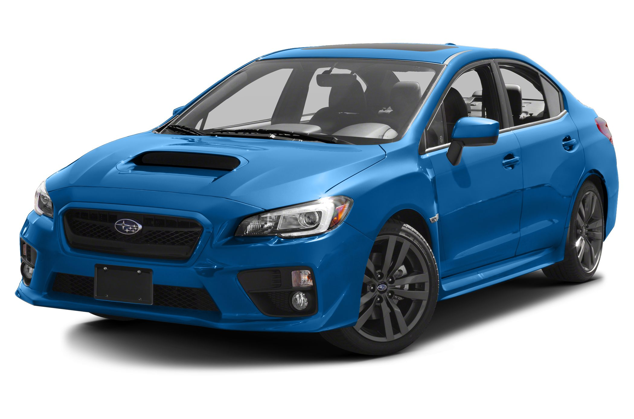 2016 Subaru WRX Premium Vehicle Options Air Conditioning Interval Wipers Steering Wheel Mounted Co