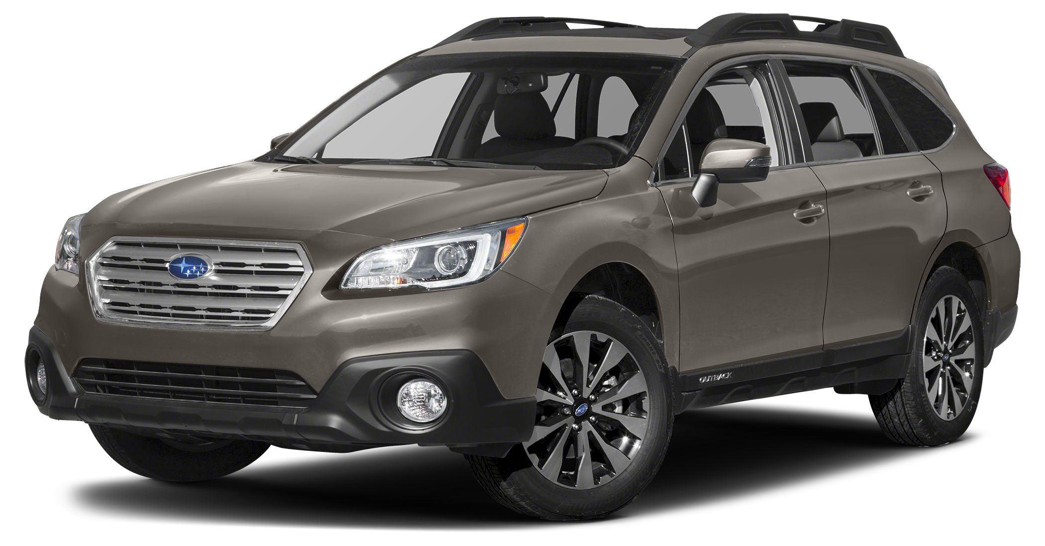 2017 Subaru Outback 25i Limited Miles 5Color Tungsten Metallic Stock SH307177 VIN 4S4BSANC3