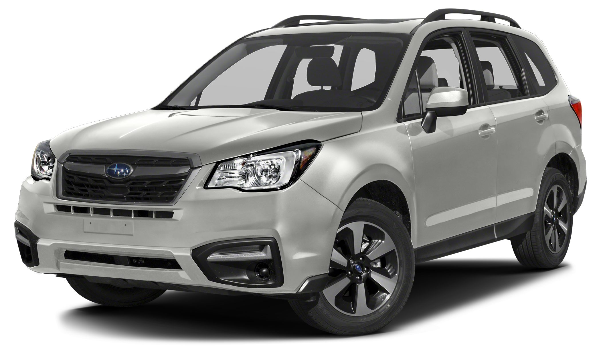 2017 Subaru Forester 25i Premium CARFAX One-Owner MOON ROOF Crystal White Pearl 2017 Subaru For
