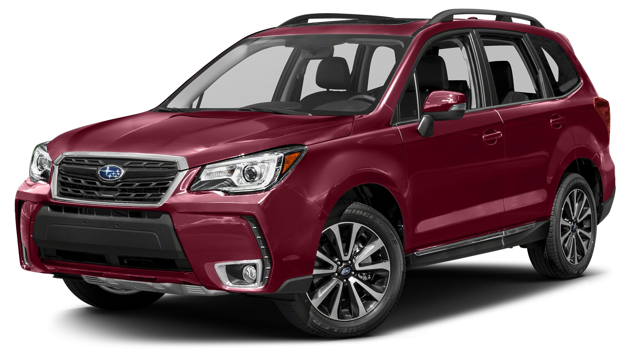 2017 Subaru Forester 20XT Touring LOVE IS ALL YOU NEED If youre looking for a smooth ride look