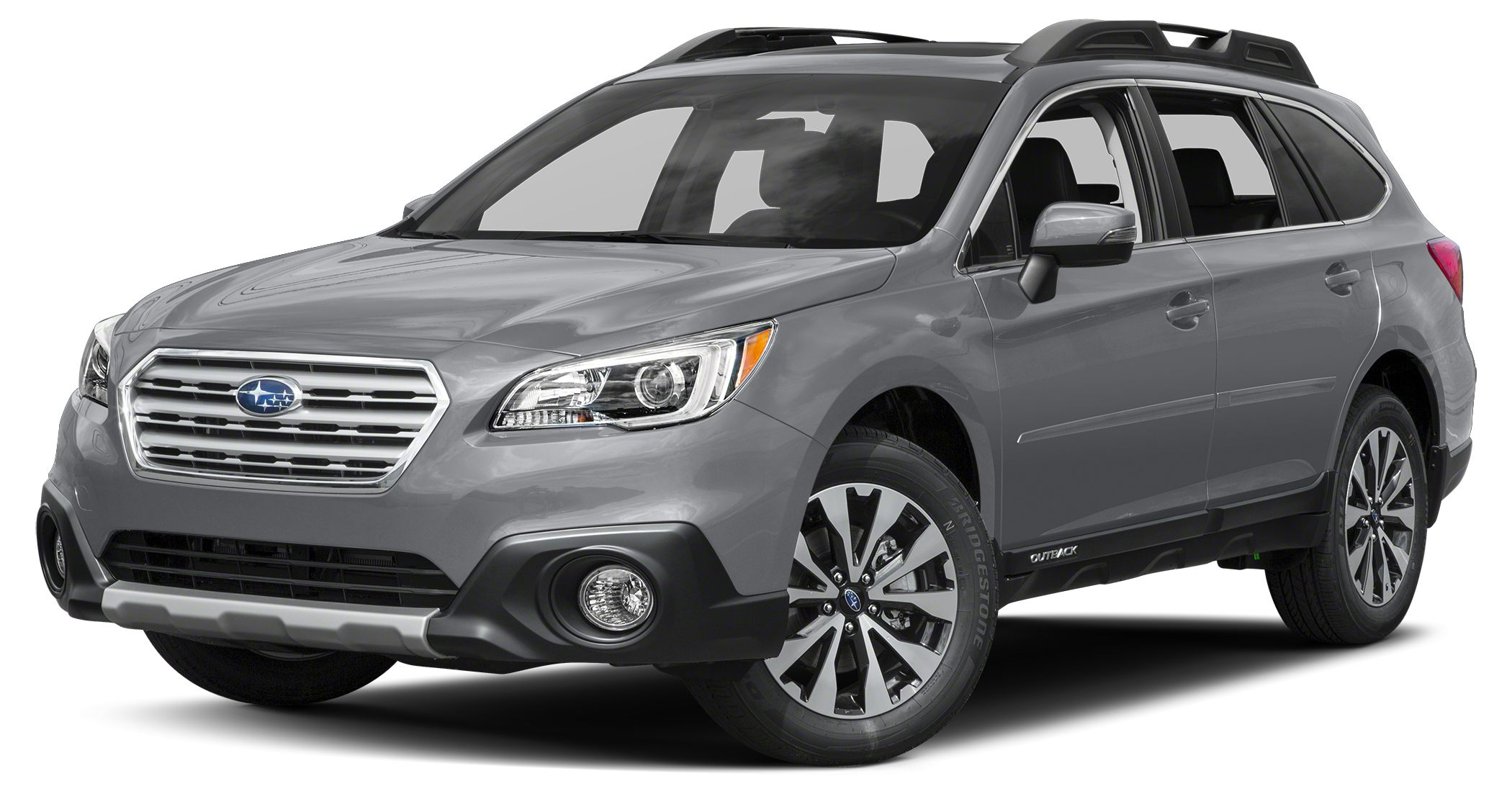 2017 Subaru Outback 36R Limited Miles 5Color Ice Silver Stock SH430855 VIN 4S4BSENC1H343085