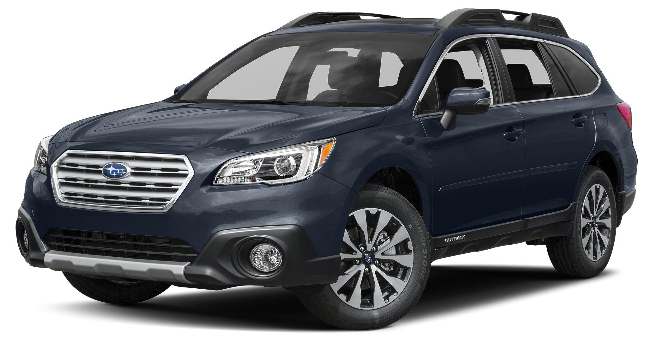 2017 Subaru Outback 36R Limited Miles 5Color Twilight Blue Metallic Stock SH232486 VIN 4S4B
