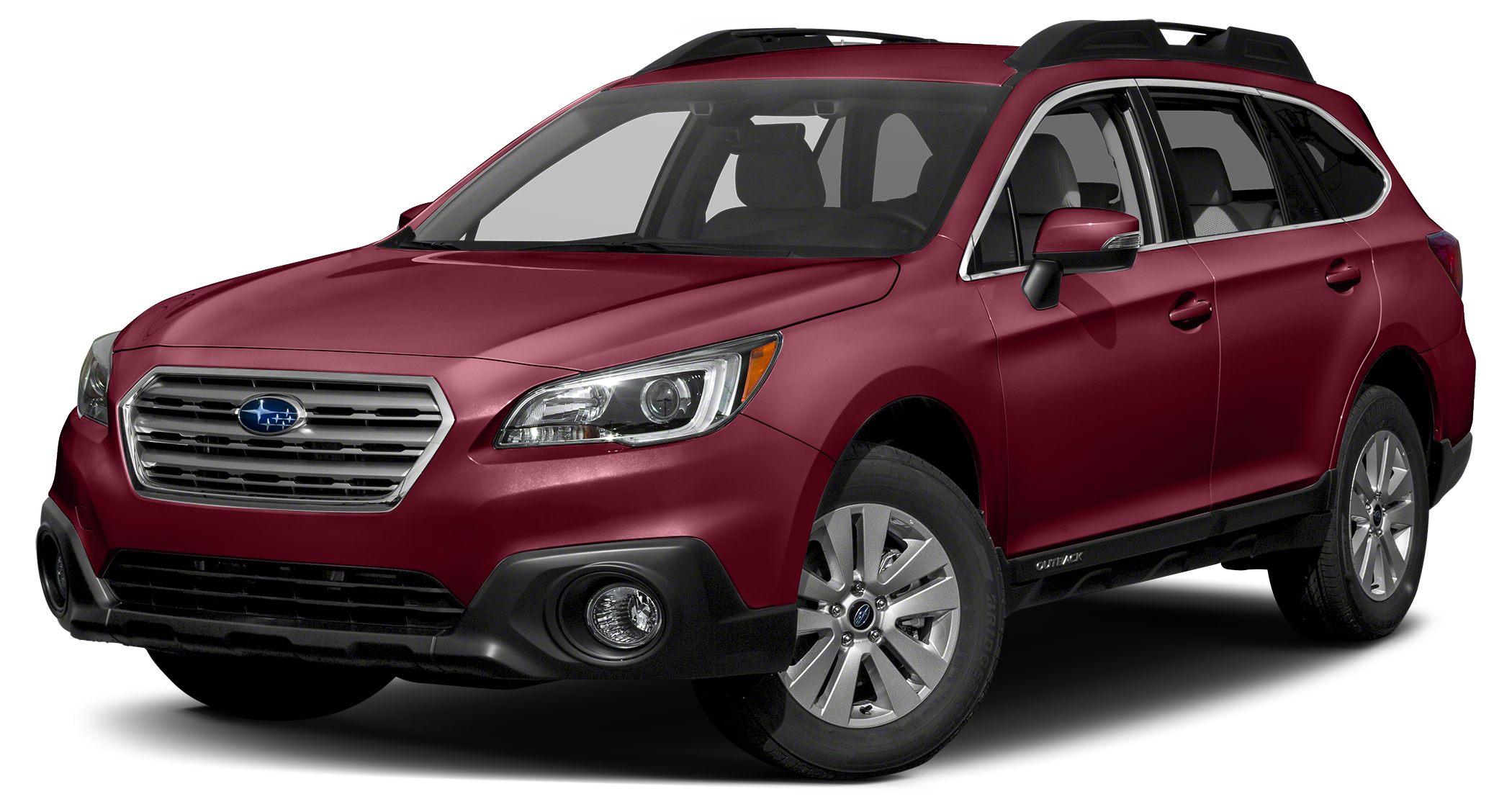 2017 Subaru Outback 25i Premium Miles 5Color Venetian Red Pearl Stock 17U199 VIN 4S4BSAHC0H