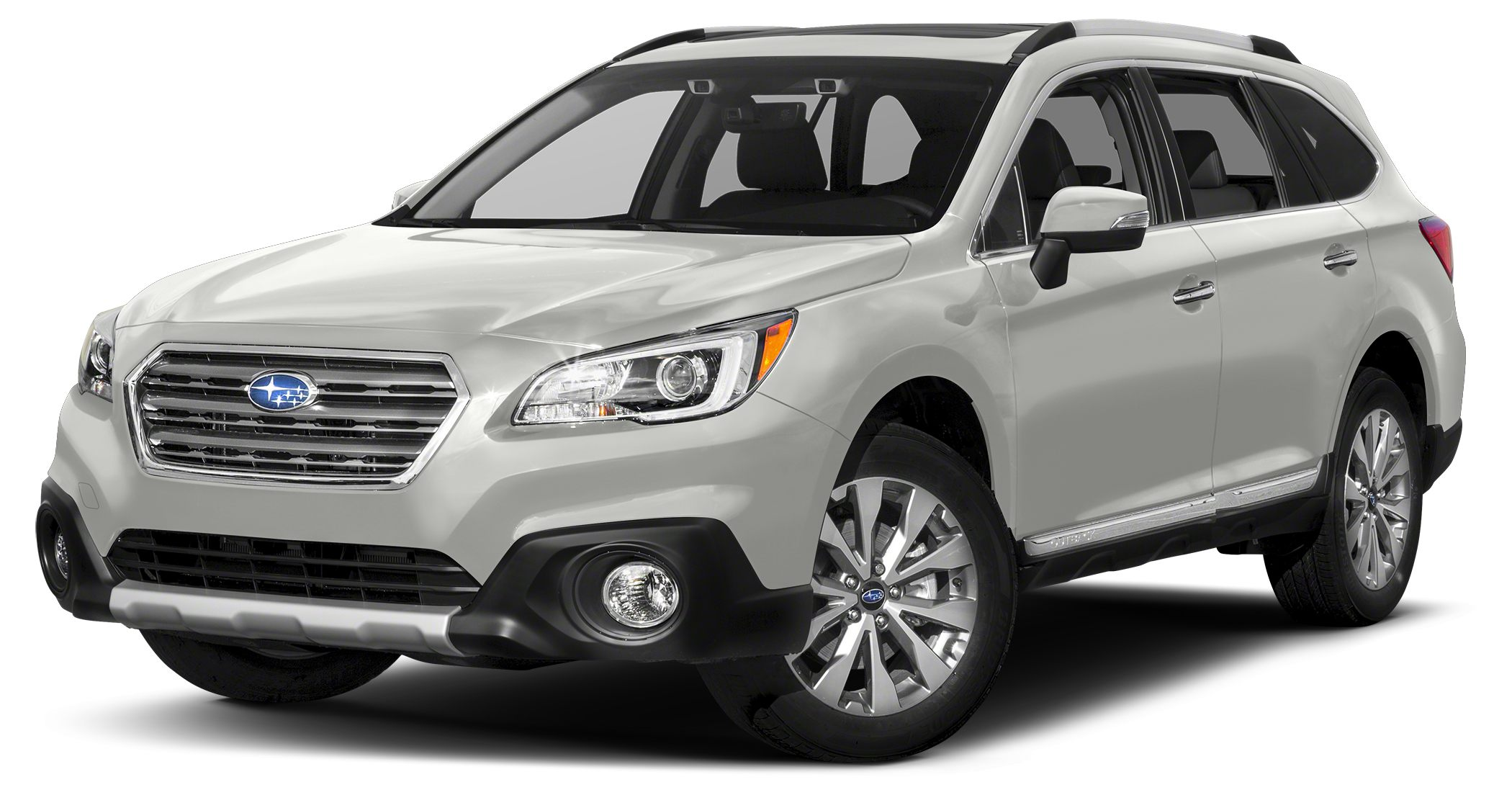 2017 Subaru Outback 25i Touring Miles 5Color Crystal White Pearl Stock SH426592 VIN 4S4BSAT