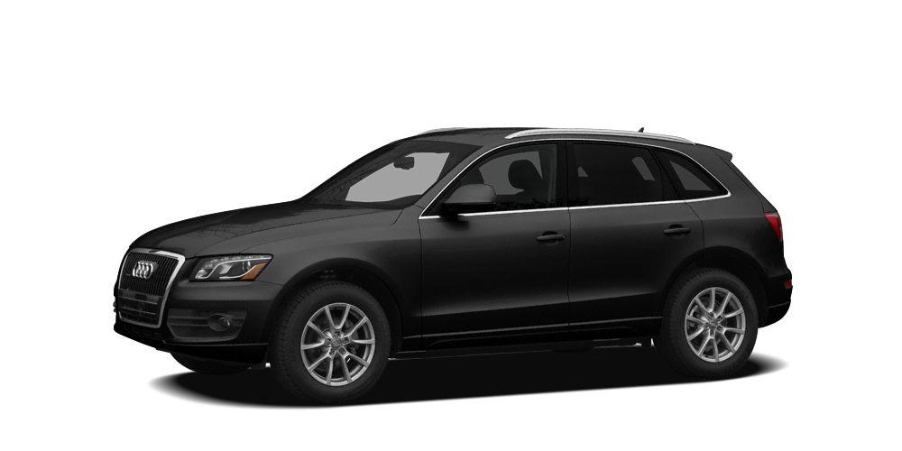 2009 Audi Q5 32 quattro Premium Miles 114489Color Black Stock FP7009C VIN WA1KK78R99A023020