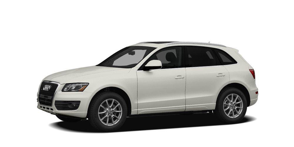 2009 Audi Q5 32 quattro Premium Miles 58176Color Ibis White Stock 036091 VIN WA1KK78R99A036