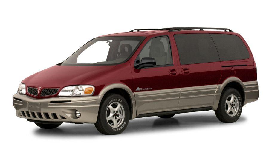 2001 Pontiac Montana M16 Miles 184658Stock 1D269740 VIN 1GMDX03E91D269740