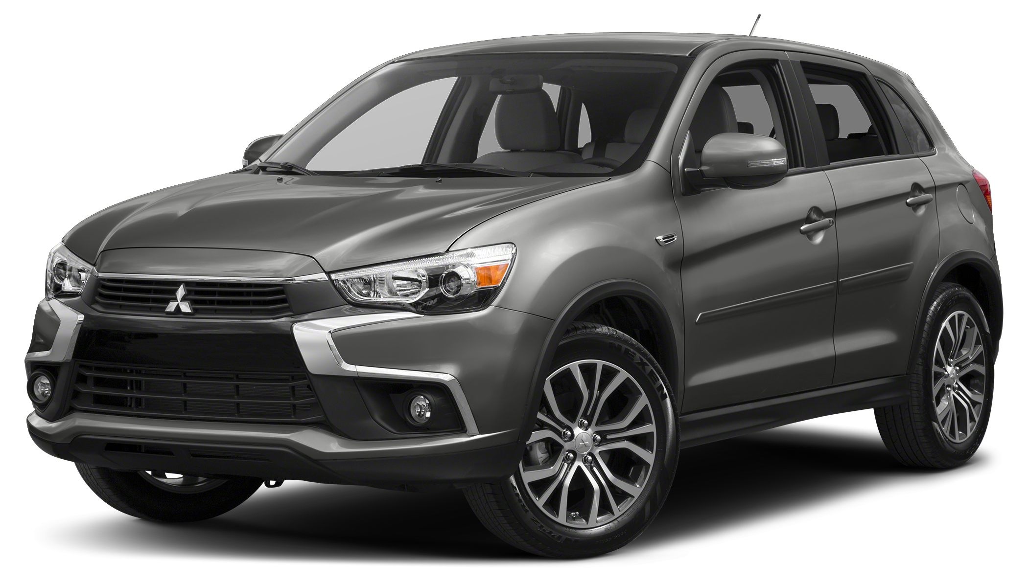 2017 Mitsubishi Outlander Sport 20 ES Miles 0Color Mercury Gray Metallic Stock V17099 VIN J
