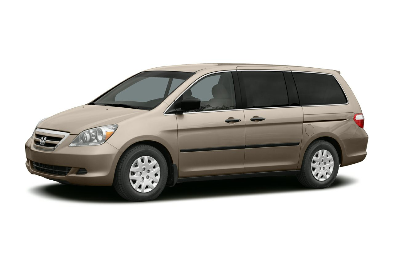 2007 Honda Odyssey EX Trustworthy and worry-free this pre-owned 2007 Honda Odyssey EX lets you ca