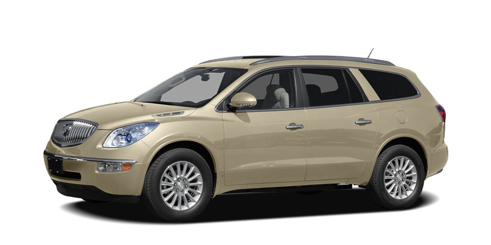 2008 Buick Enclave CXL AWD Dont let the miles fool you BRADSHAW BUY B4 AUCTION VEHICLE Thes