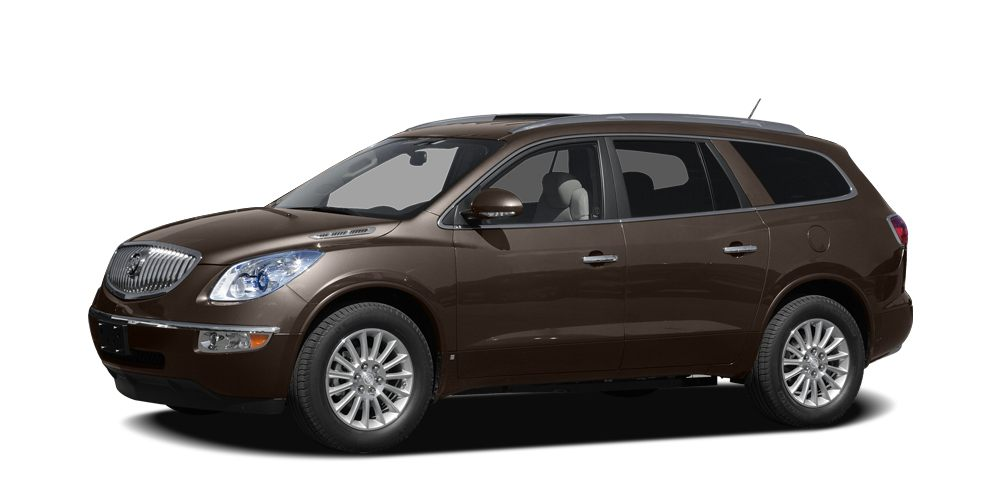 2008 Buick Enclave CXL Clean Carfax - Only 2 previous owners - AWD - 7-Passenger Seating - CD play