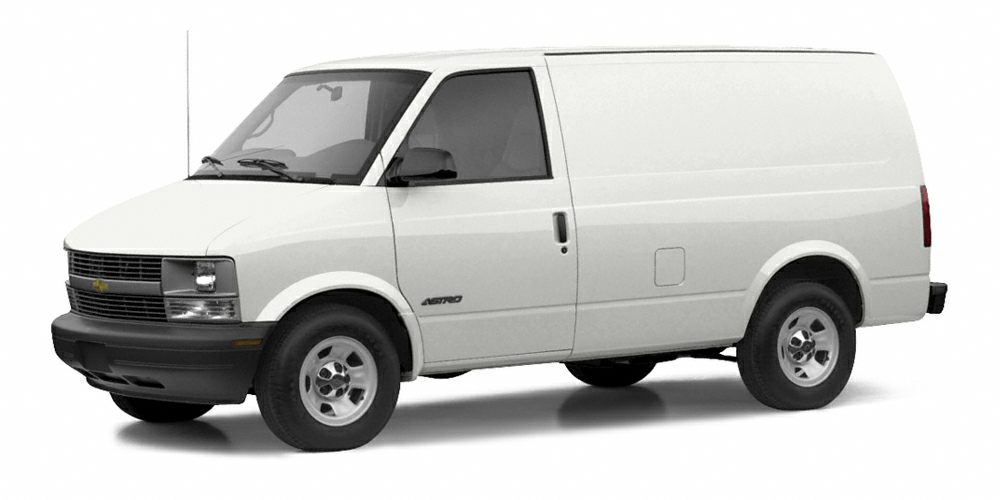 2003 Chevrolet Astro  DISCLAIMER We are excited to offer this vehicle to you but it is currently