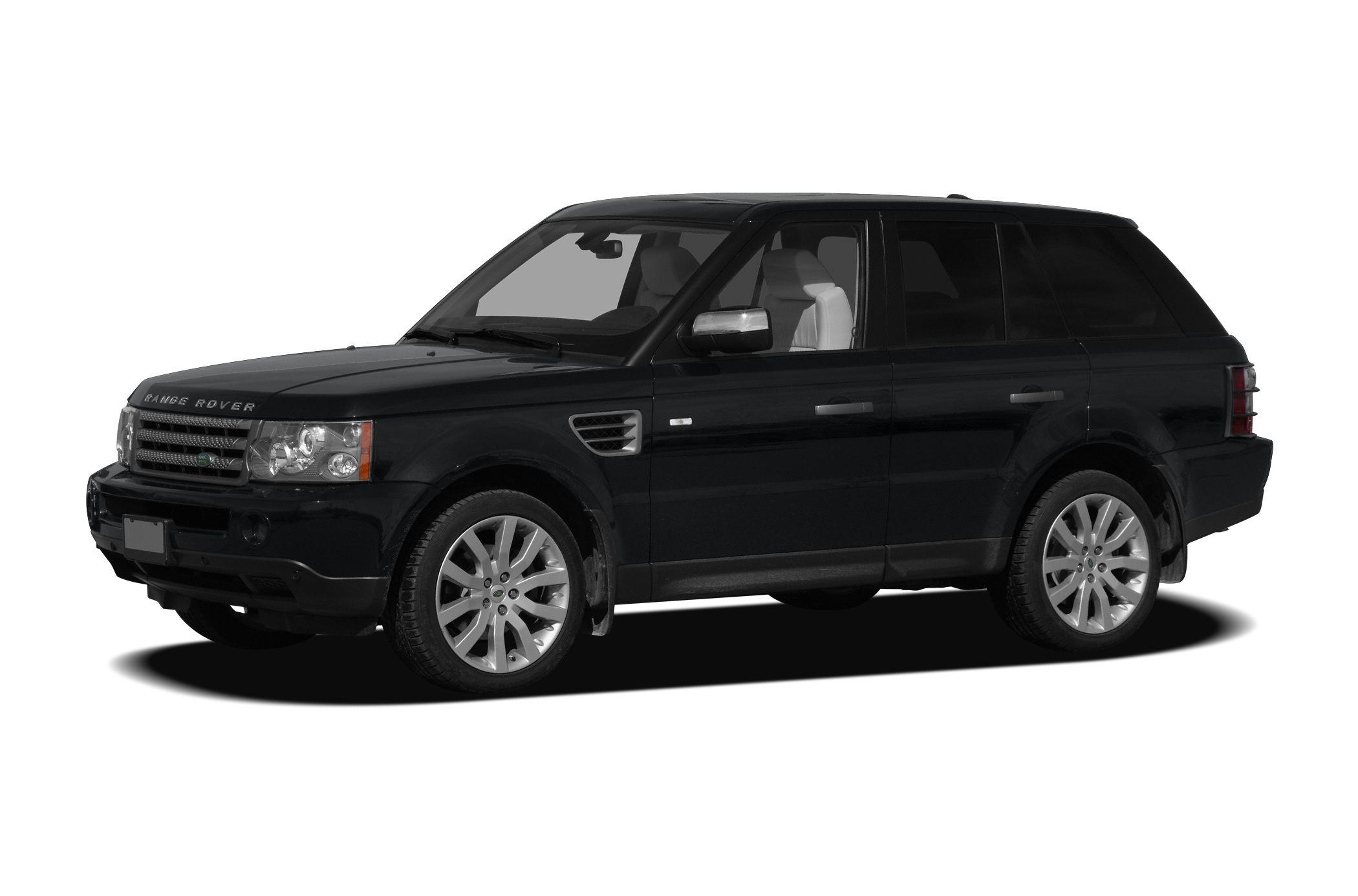 2009 Land Rover Range Rover Sport HSE Miles 123630Color Blue Stock 14-10794 VIN SALSK25429A1