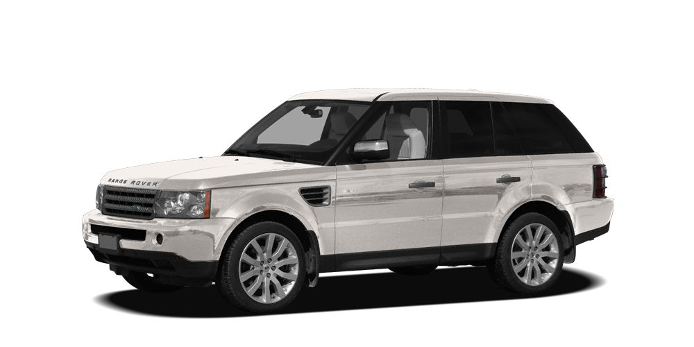 2009 Land Rover Range Rover Sport Supercharged CARFAX CERTIFIED 2009 LAND ROVER RANGE ROVER