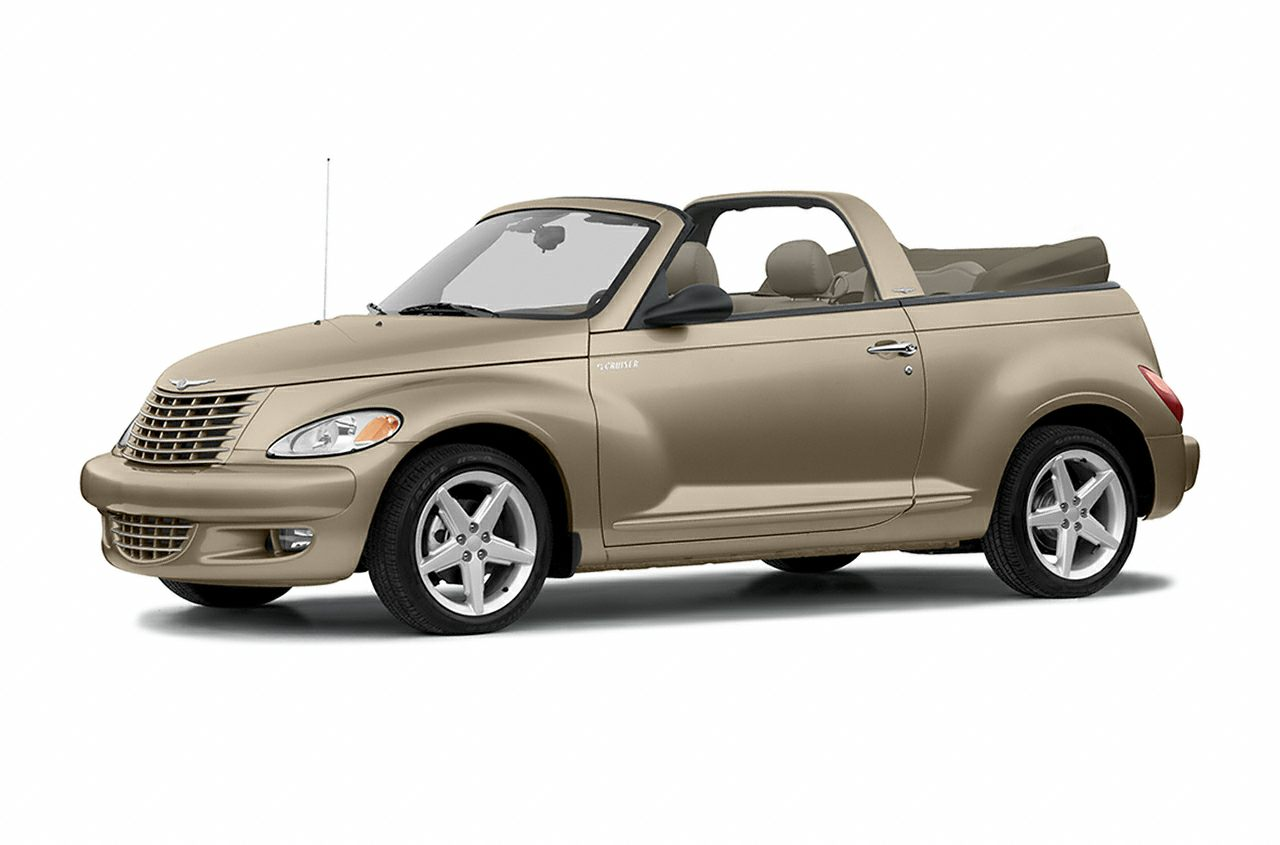 2005 Chrysler PT Cruiser GT  WHEN IT COMES TO EXCELLENCE IN USED CAR SALESYOU KNOW YOURE AT