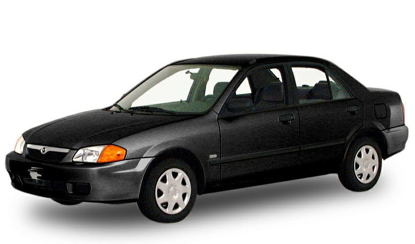 2000 Mazda Protege DX WE SELL OUR VEHICLES AT WHOLESALE PRICES AND STAND BEHIND OUR CARS  COM