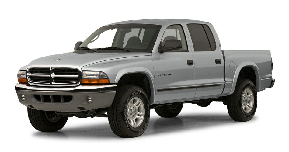 2001 Dodge Dakota Quad Cab Miles 224799Color Blue Stock 175919B VIN 1B7GL2AX41S222236