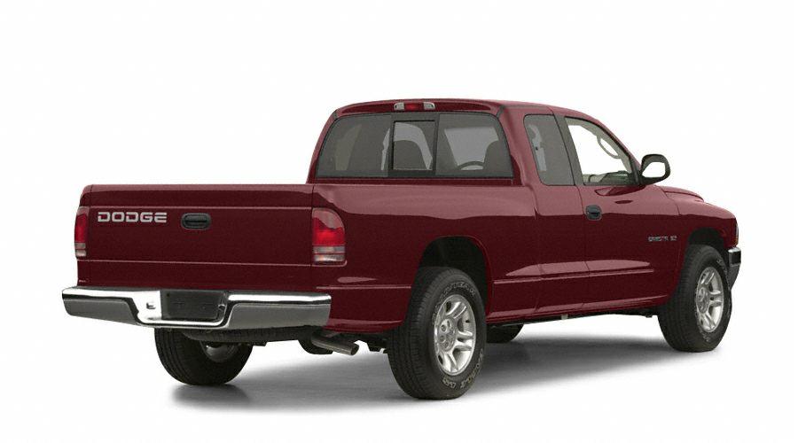 2001 Dodge Dakota  Black 2001 Dodge Dakota 4WD Next Generation Magnum 47L V8 Next Generation Magn