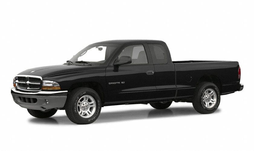 2001 Dodge Dakota SLT Win a score on this 2001 Dodge Dakota SLT before someone else snatches it R