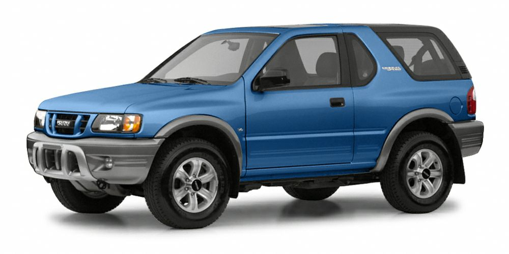 2002 Isuzu Rodeo S Miles 0Color Blue Stock 180640A VIN 4S2CK58W324321592