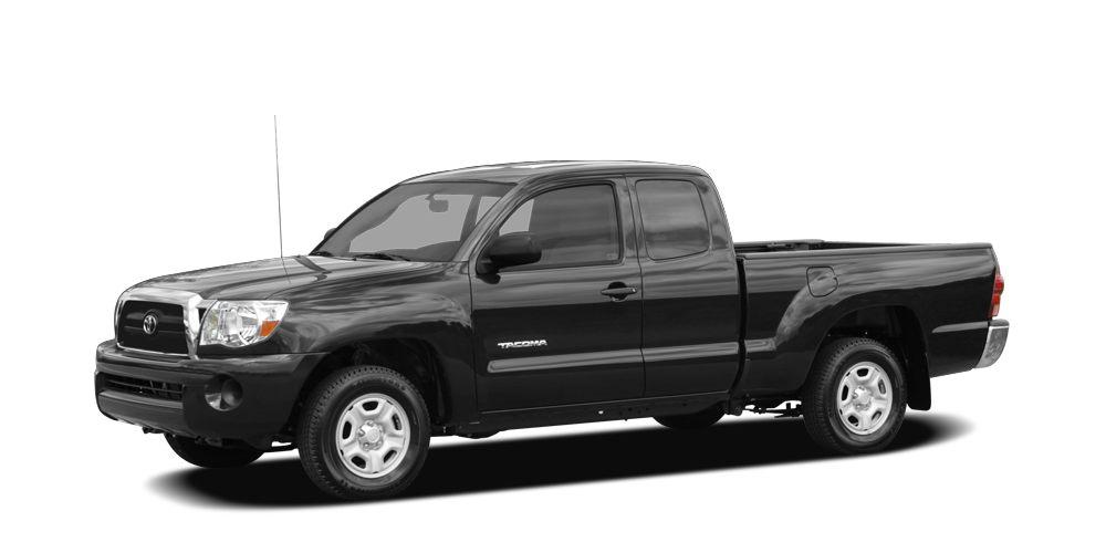 2008 Toyota Tacoma PreRunner Miles 155194Color Black Sand Pearl Stock RN17009A VIN 5TETU62N8