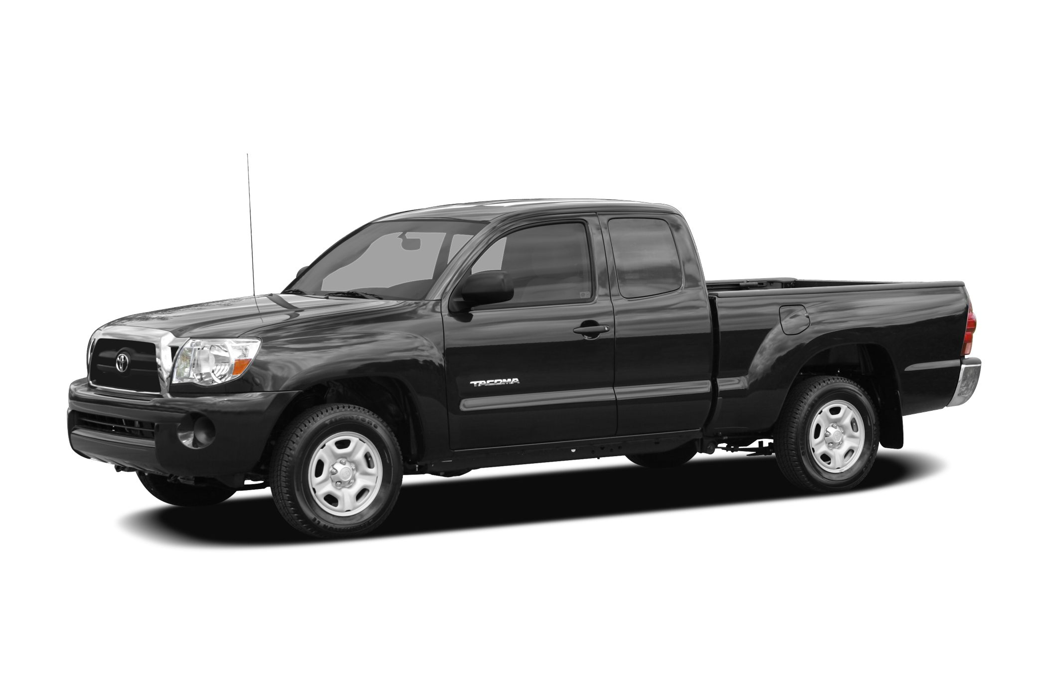 2008 Toyota Tacoma Base 27L I4 SMPI DOHC and 4WD 5spd Black Beauty Are you still driving around