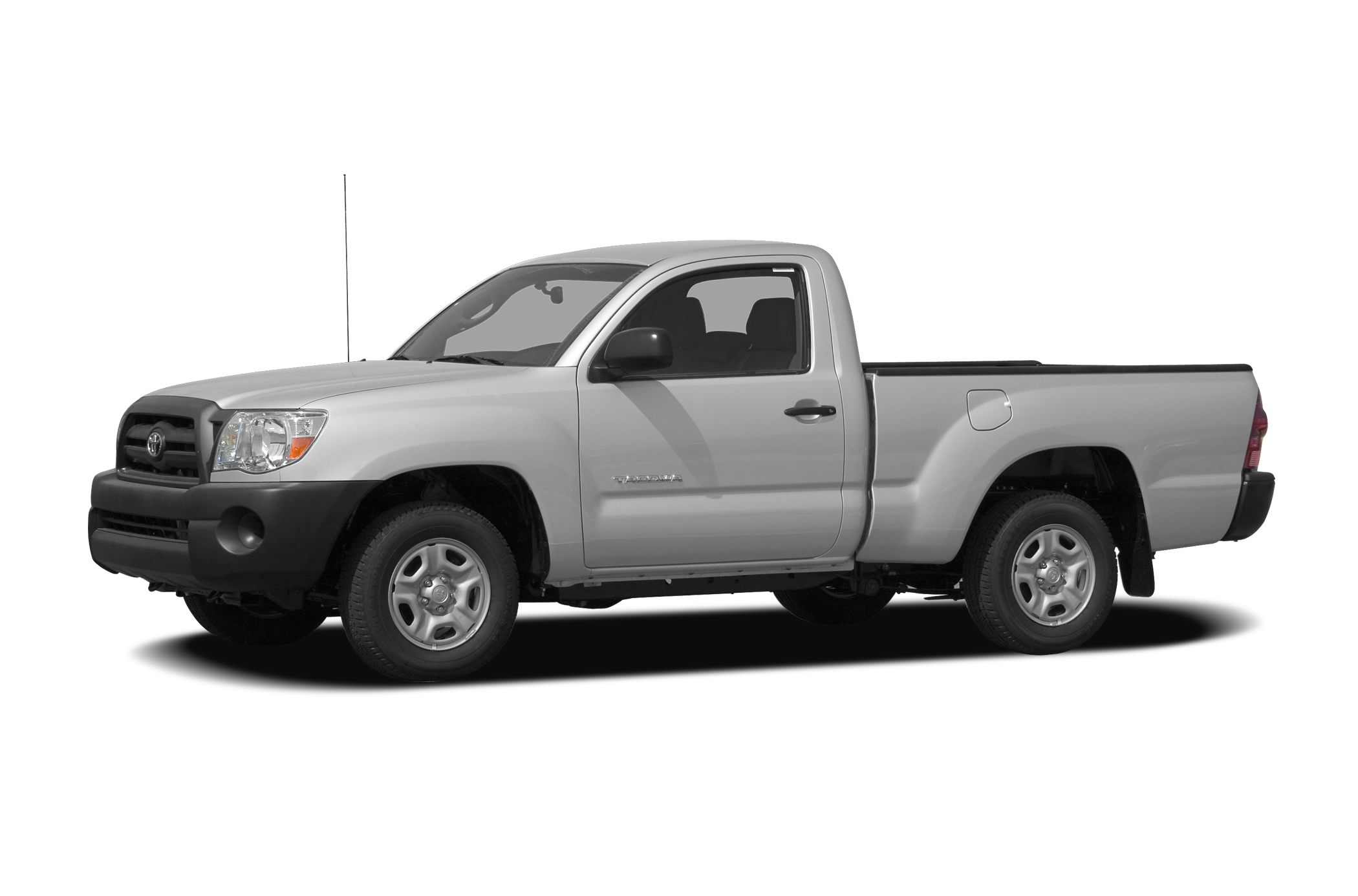 2008 Toyota Tacoma  Miles 67295Color White Stock P4083A VIN 5TENX22N48Z540839