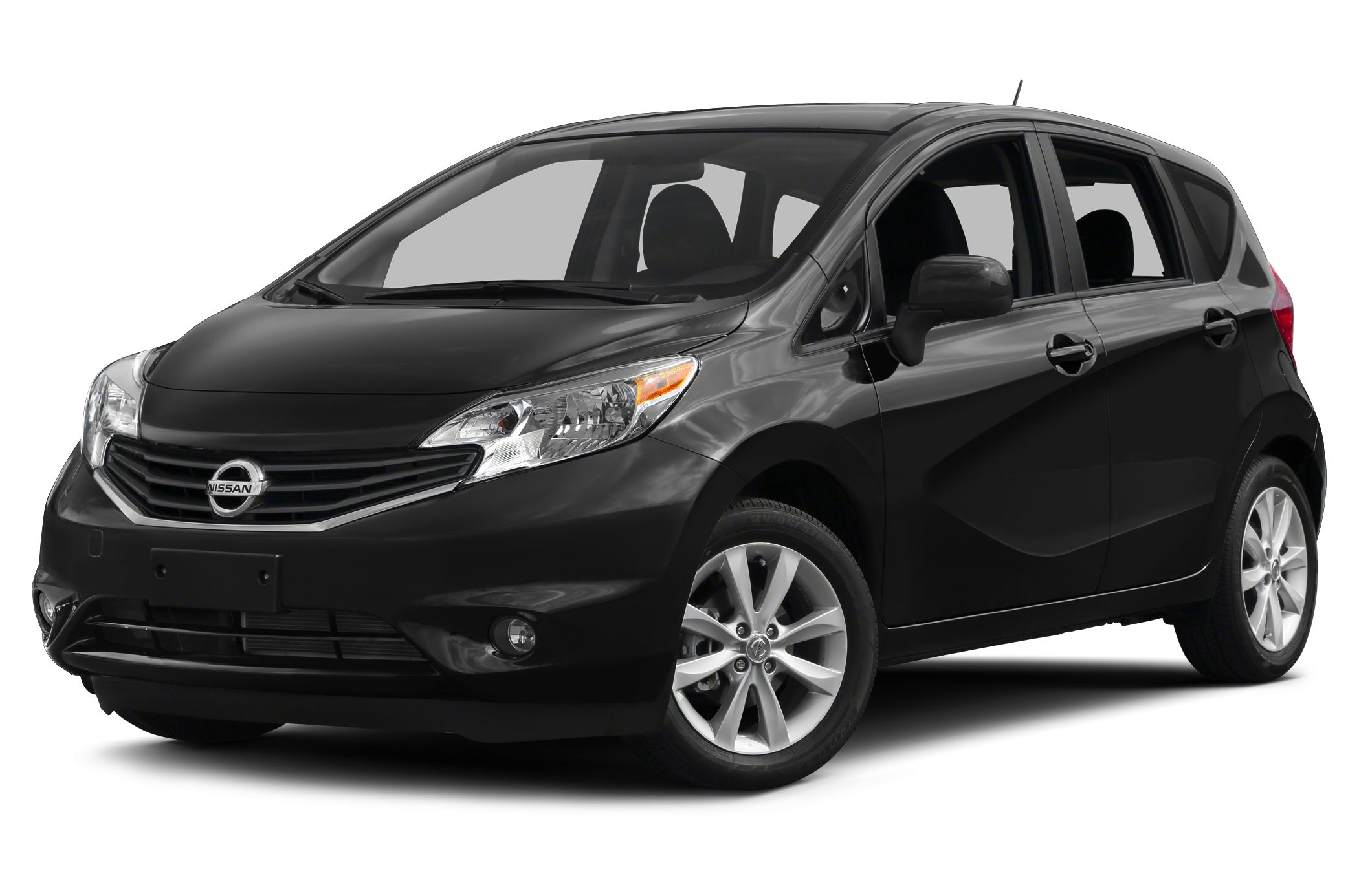 2015 Nissan Versa Note S Plus Vehicle Options ABS Brakes Front Heated Seat Side Head Curtain Airba