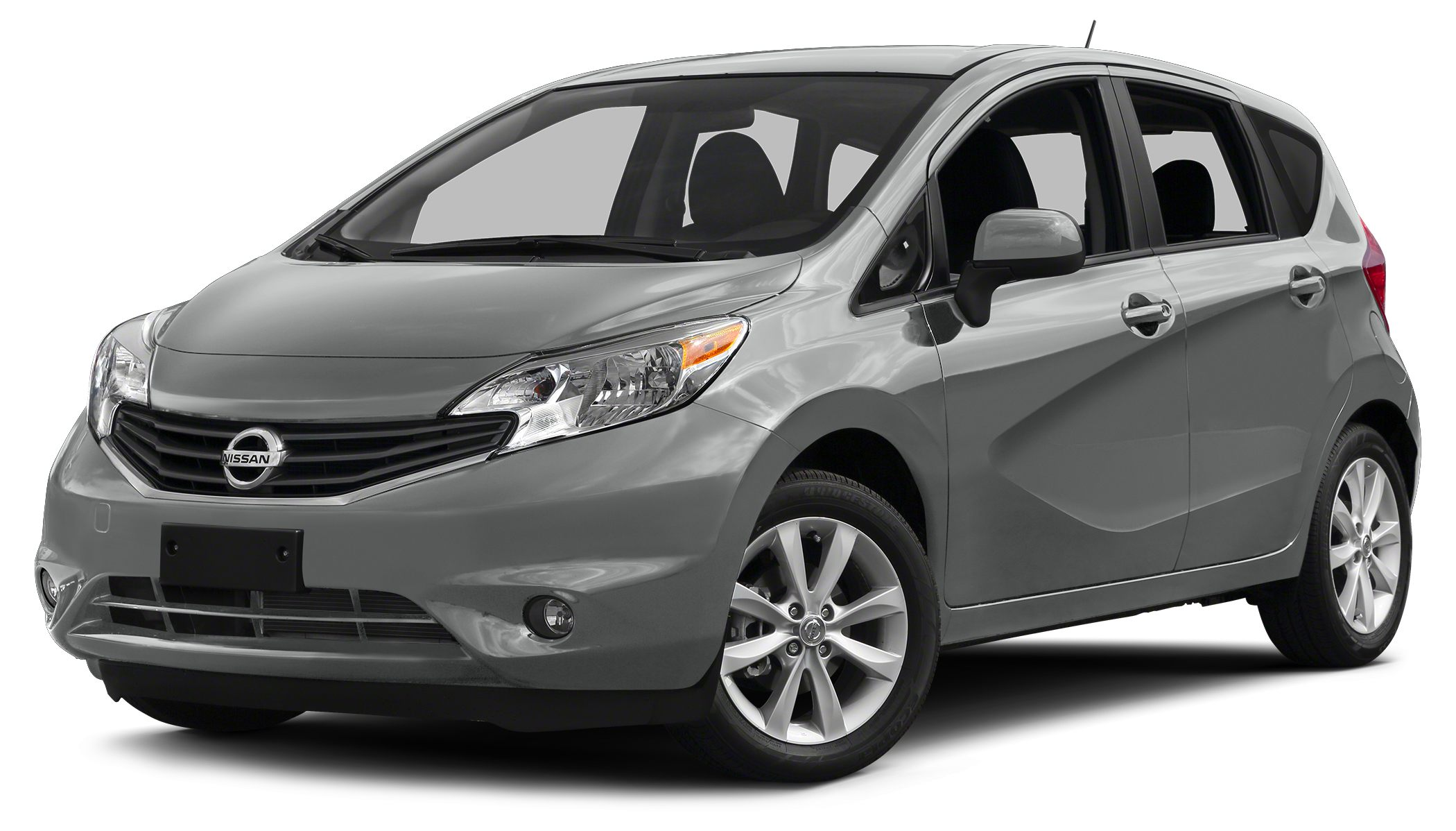 2015 Nissan Versa Note SV Miles 38802Color Magnetic Gray Stock 374150 VIN