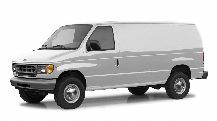 2001 Ford Econoline 250 Commercial 2 YEARS MAINTENANCE INCLUDED WITH EVERY VEHICLE PURCHASED Rest