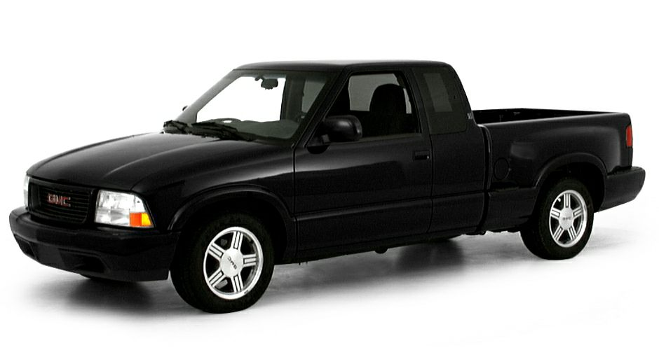 2000 GMC Sonoma  Alloy Wheels Vortec 43L V6 SFI and RWD Tons of room Going green starts at the