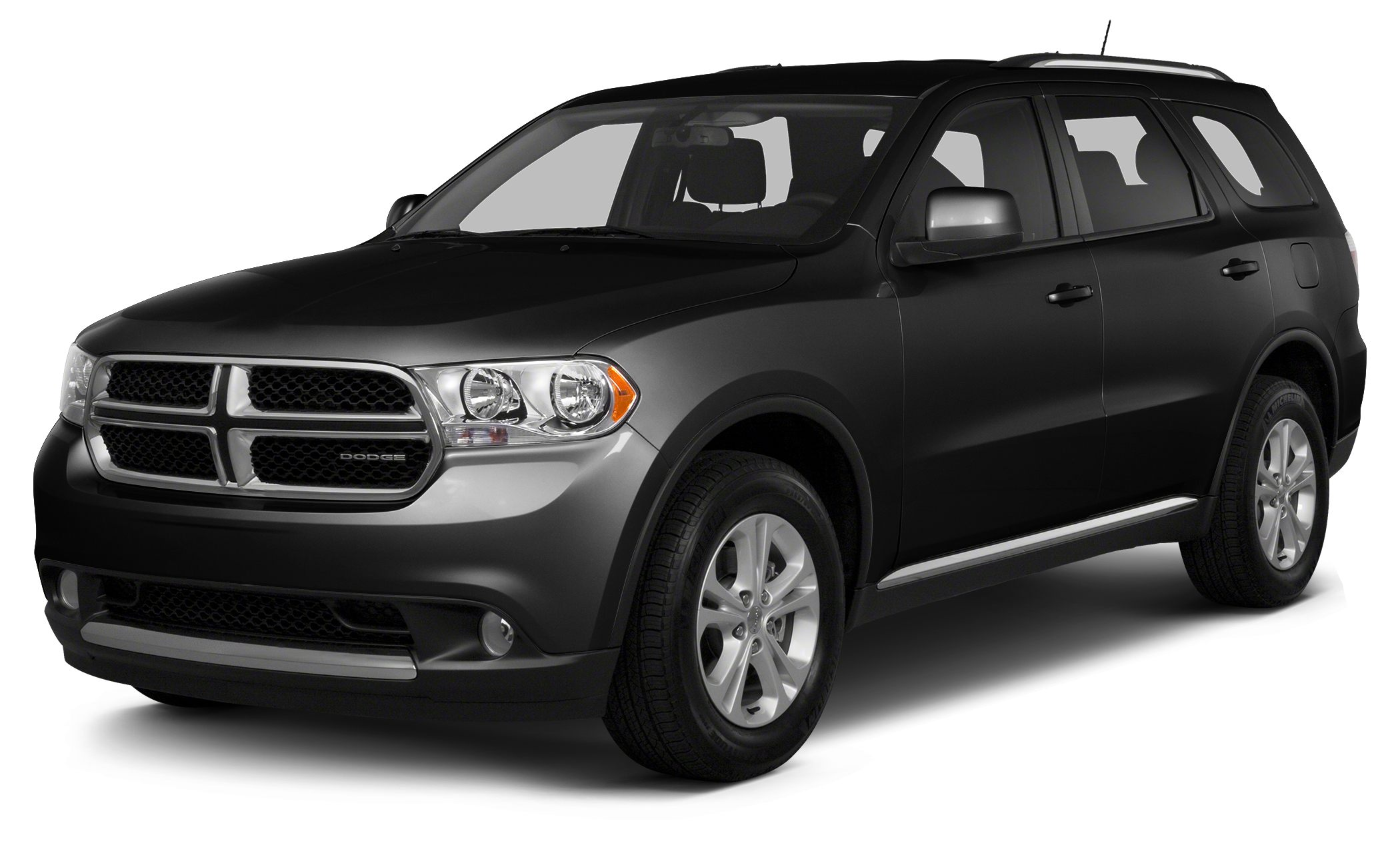 2013 Dodge Durango SXT Dodge Certified CARFAX 1-Owner Excellent Condition 3rd Row Seat Rear Ai