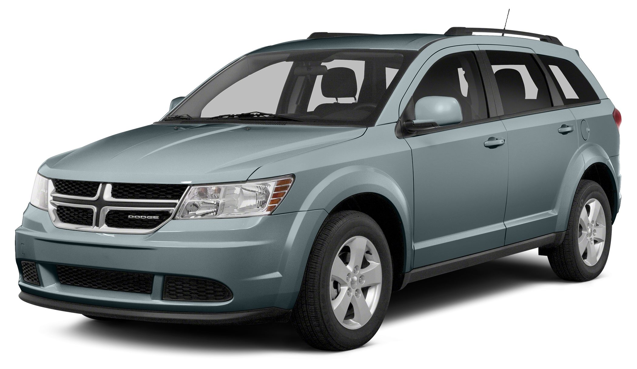 2013 Dodge Journey SXT CARFAX 1-Owner SXT trim EPA 25 MPG Hwy17 MPG City Third Row Seat Alumi