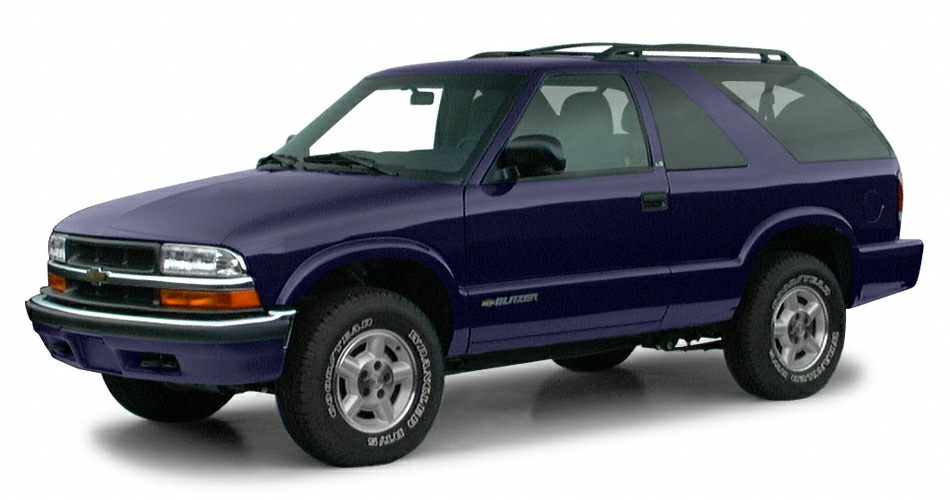 2001 Chevrolet Blazer  Only 69k Miles Paves the way painlessly Take your hand off the mouse beca