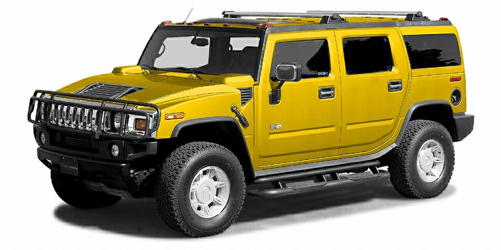 2003 HUMMER H2 Base DISCLAIMER We are excited to offer this vehicle to you but it is currently in