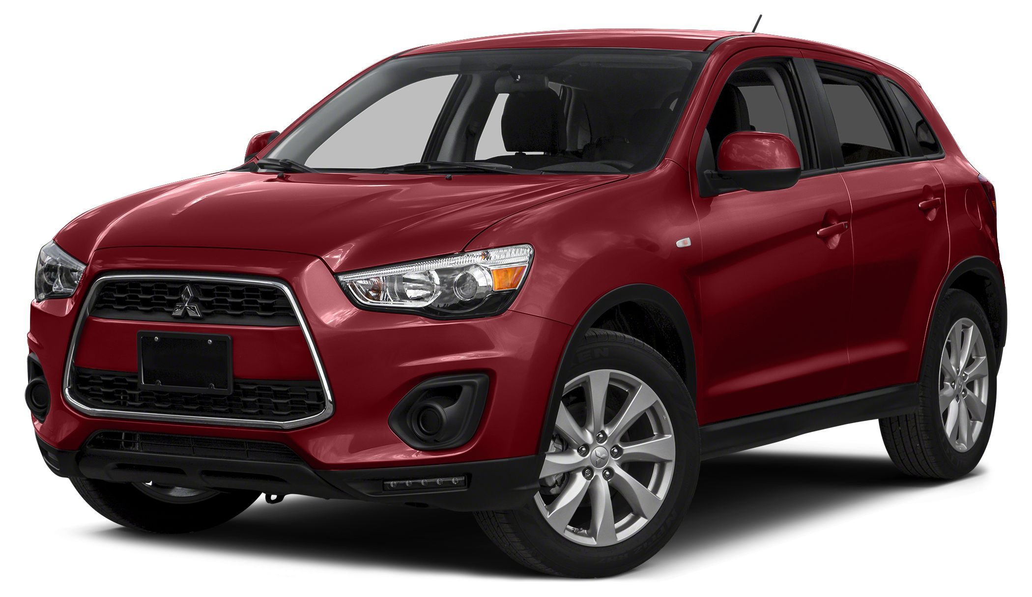 2015 Mitsubishi Outlander Sport ES Miles 17379Color Rally Red Metallic Stock 26728 VIN 4A4AR
