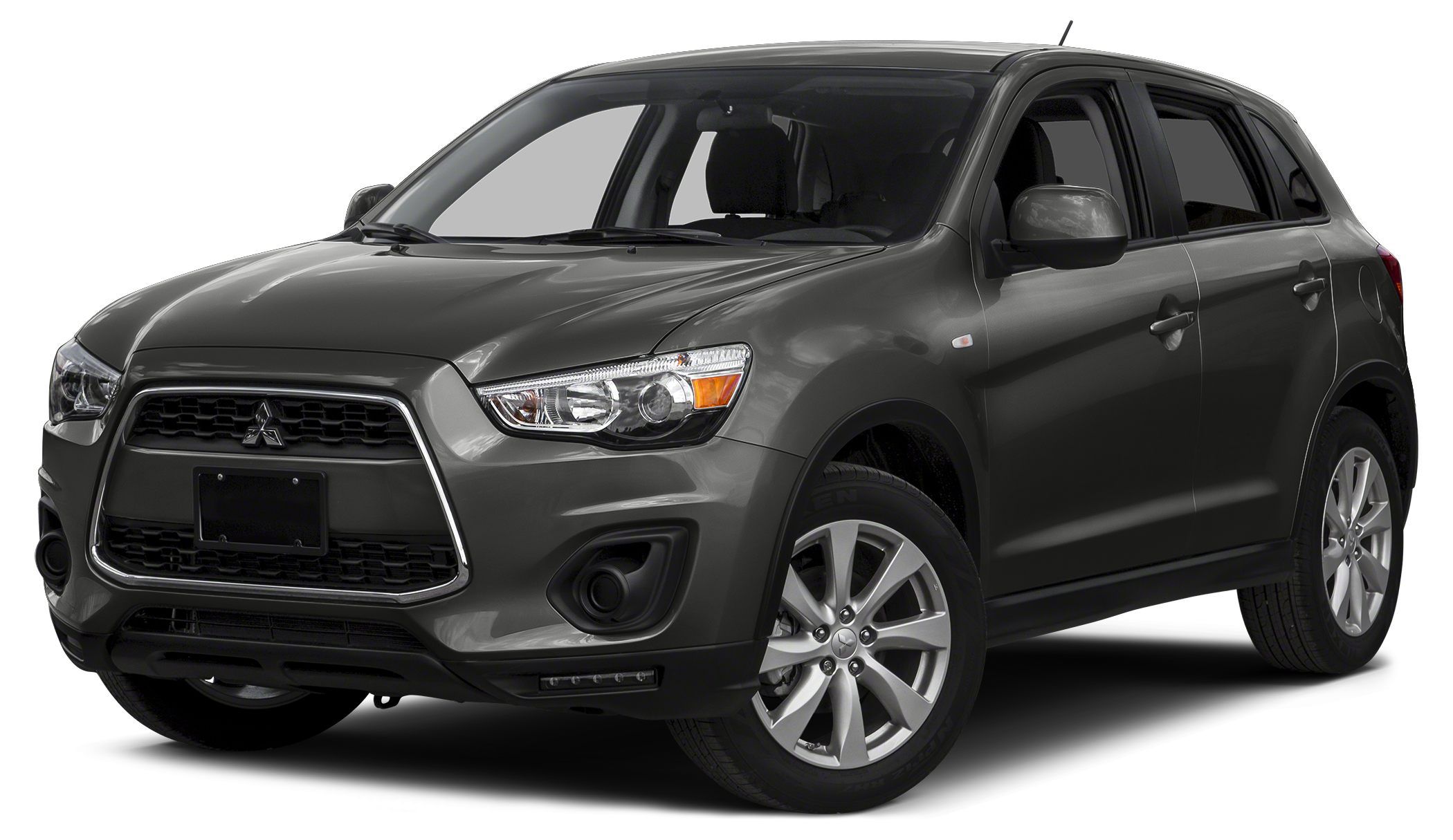 2015 Mitsubishi Outlander Sport ES Price is listed after all applicable rebates on PURCHASE or LEA