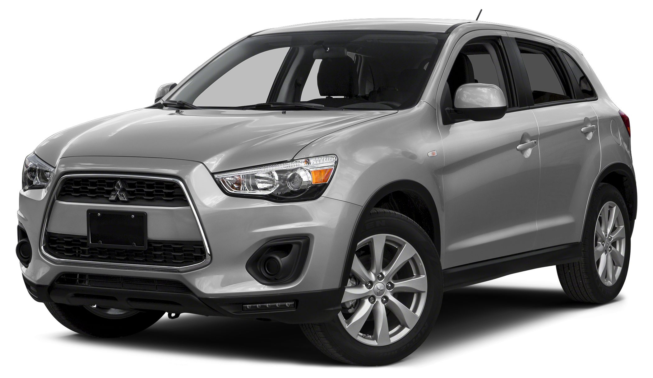 2015 Mitsubishi Outlander Sport GT CARFAX One-Owner Quick Silver Metallic 2015 Mitsubishi Outland