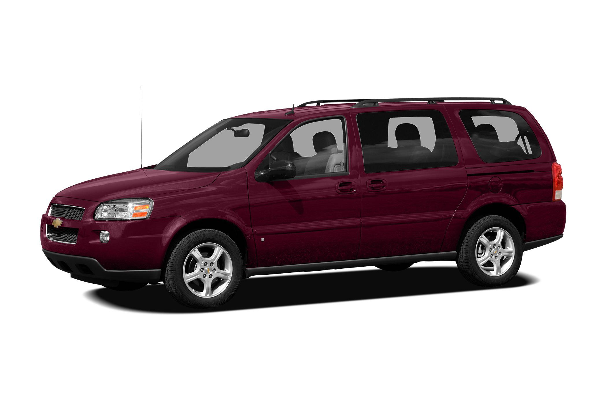 2006 Chevrolet Uplander LT ENTERTAINMENT SYSTEM MP3 Player CHILD LOCKS 3RD ROW SEAT KEYLESS EN