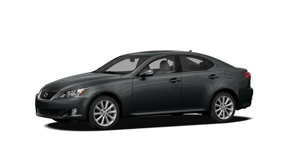 2012 Lexus IS 250 Base AWD - Navigation  GPS  NAV - Nebula Gray Pearl on Black Leather interior
