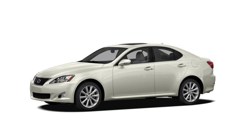 2012 Lexus IS 250 Base Miles 42901Color Starfire Pearl Stock 059509 VIN JTHCF5C27C5059509