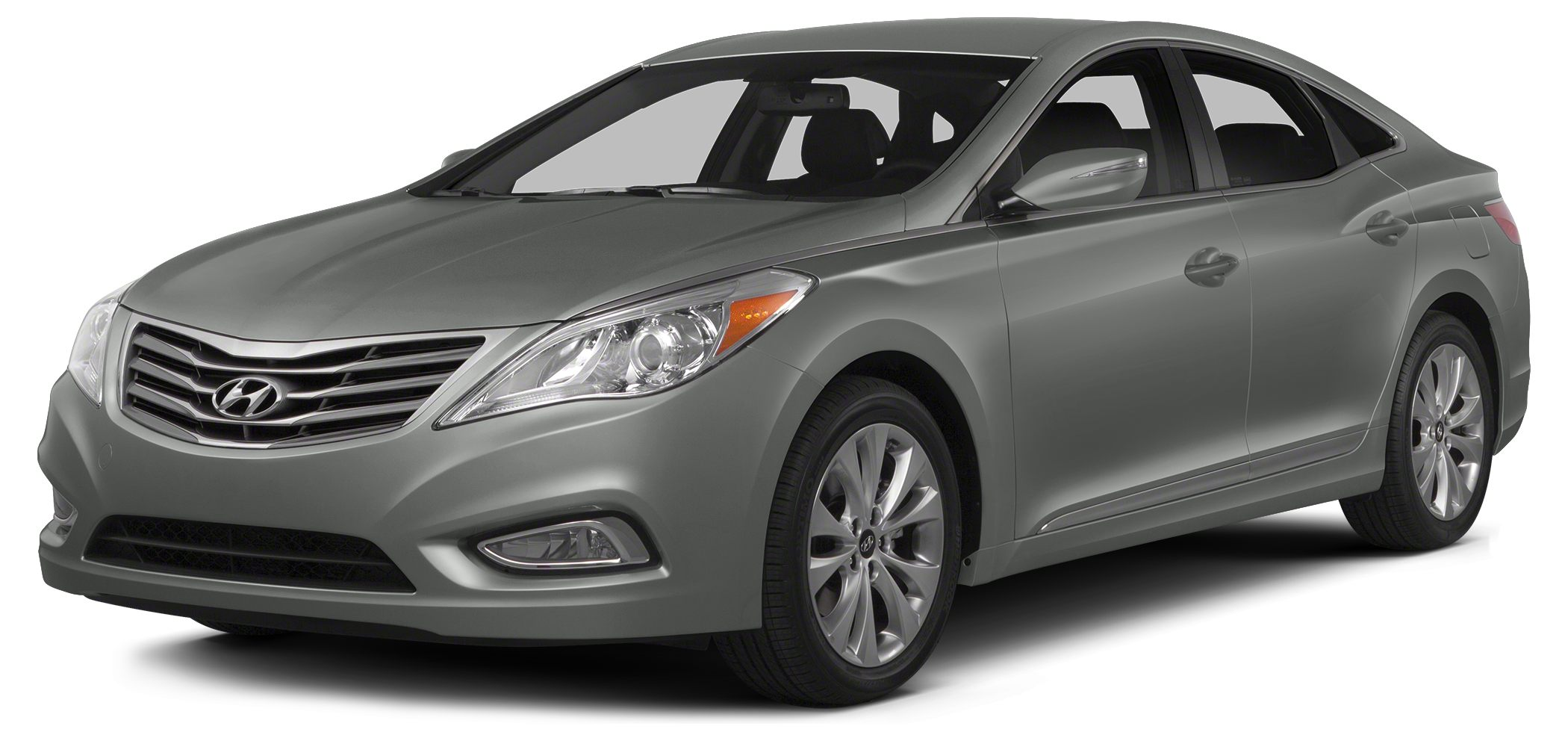 2014 Hyundai Azera Limited 2014 Hyundai Azera Limited in Gray and One Year Free Maintanence Heate