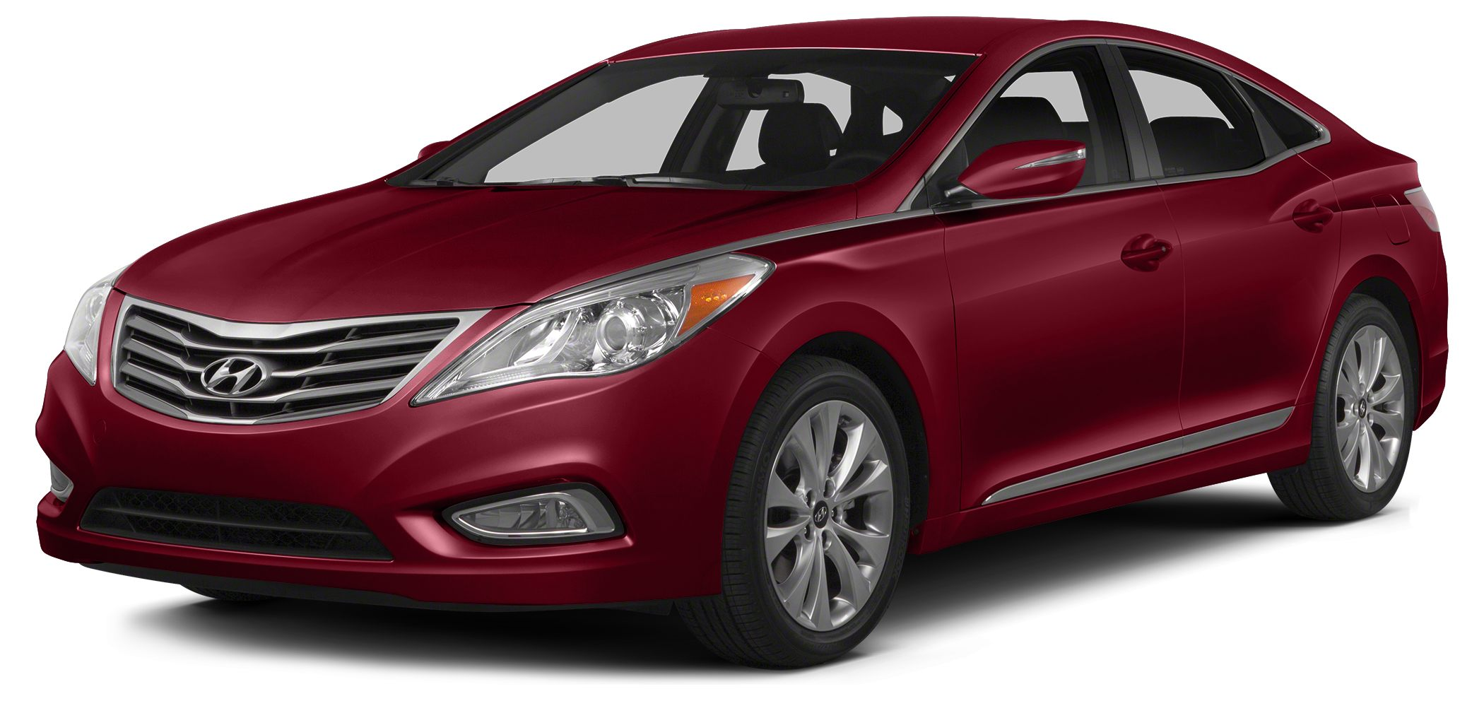 2014 Hyundai Azera Base ONE OWNER and Clean Carfax Hyundai Certified 4D Sedan V6 6-Speed A