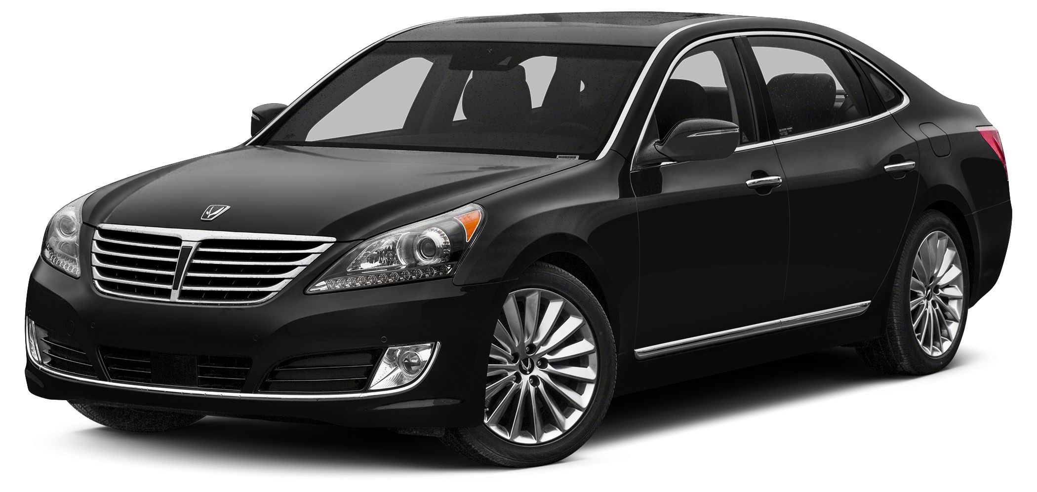 2015 Hyundai Equus Ultimate 2015 Hyundai Equus Ultimate in Caspian Black and Bluetooth for Phone a